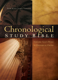 NKJV, Chronological Study Bible, eBook              by             Thomas Nelson