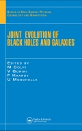 Joint Evolution of Black Holes and Galaxies 9781420012095R90