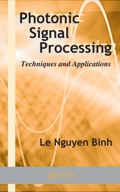 Photonic Signal Processing 9781420019520R90