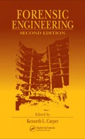 Forensic Engineering, Second Edition 9781420037029R90