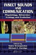 Insect Sounds and Communication 9781420039337R90