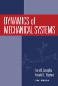 Dynamics of Mechanical Systems 9781420041927R90