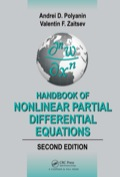 Handbook of Nonlinear Partial Differential Equations, Second Edition 9781420087246R90