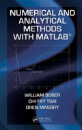 Numerical and Analytical Methods with MATLAB 9781420093575R90