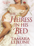 The Heiress In His Bed 9781420110579