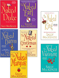 Sally MacKenzie Bundle: The Naked Earl, The Naked Gentleman, The Naked Marquis, The Naked Baron, The Naked Duke, The Naked Viscount, The Naked King 9781420125689