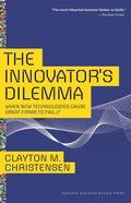 The Innovator's Dilemma 9781422197585