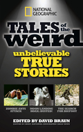 National Geographic Tales of the Weird 9781426209666