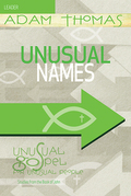 Unusual Names Leader Guide 9781426785061