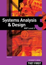 """Systems Analysis & Design NQF3 SB eBook"" (9781430803843)"
