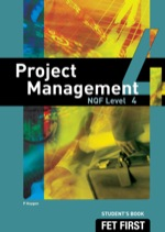 """Project Management NQF4 Student's Book"" (9781431028511)"