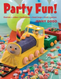 Party Fun!              by             Jenny Dodd