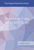 Assessment Using the MMPI–2–RF 9781433828089