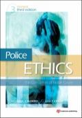 POLICE ETHICS-REVISED PRINTING (PB)