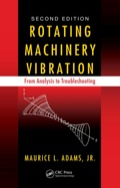 Rotating Machinery Vibration 9781439807187R90