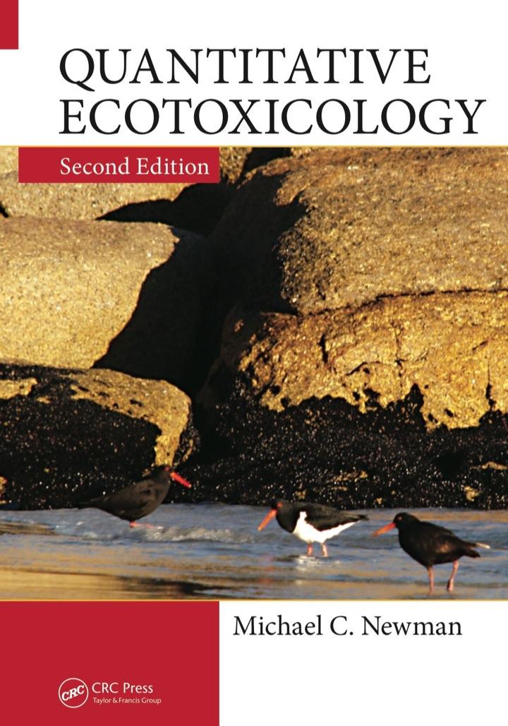 Quantitative Ecotoxicology