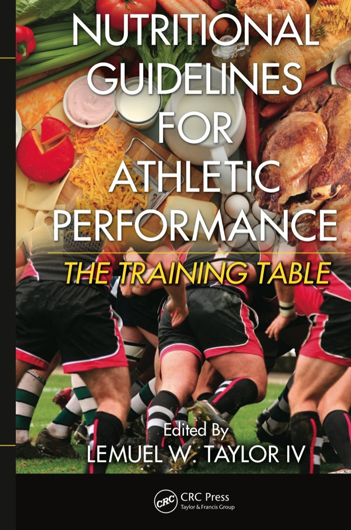 Nutritional Guidelines for Athletic Performance