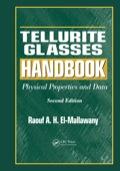 Tellurite Glasses Handbook 9781439849842R90