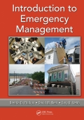 Introduction to Emergency Management 9781439897577R90