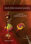 Ignite your passion for jewelryTorch-Fired Enamel Jewelry combines beading and wire-working techniques with theintense beauty of torch-fired enameled beads