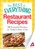 Restaurant Recipes 9781440548130