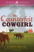 The Counterfeit Cowgirl 9781440572449