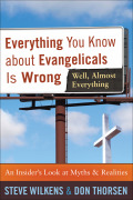 Everything You Know about Evangelicals Is Wrong (Well, Almost Everything) 9781441212061