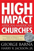 High Impact African-American Churches 9781441223654