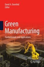"""Green Manufacturing"" (9781441960160)"