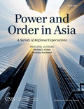 Power and Order in Asia 9781442240254