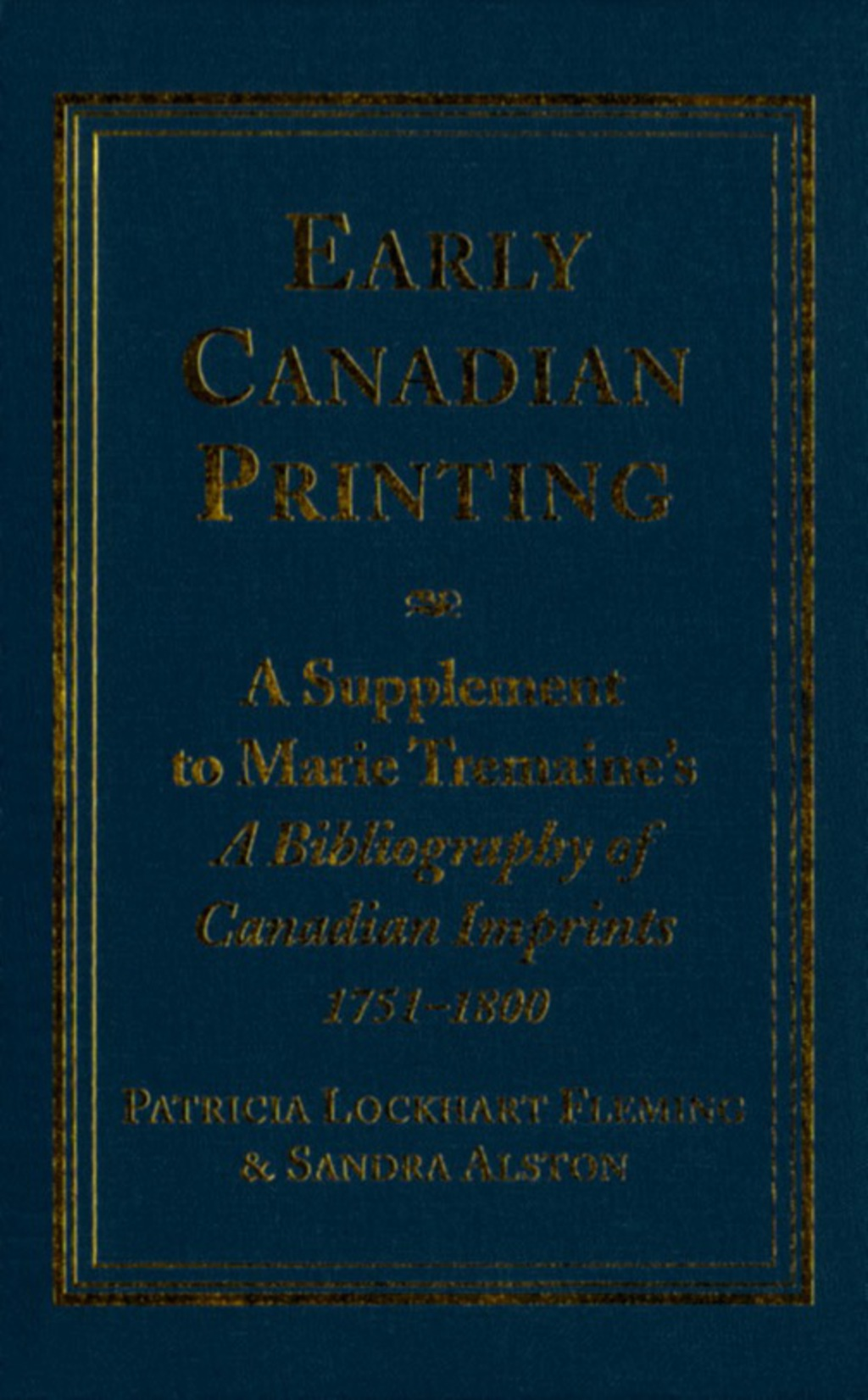 Early Canadian Printing (eBook) (9781442674172) photo