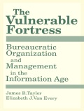 The Vulnerable Fortress 9781442683174