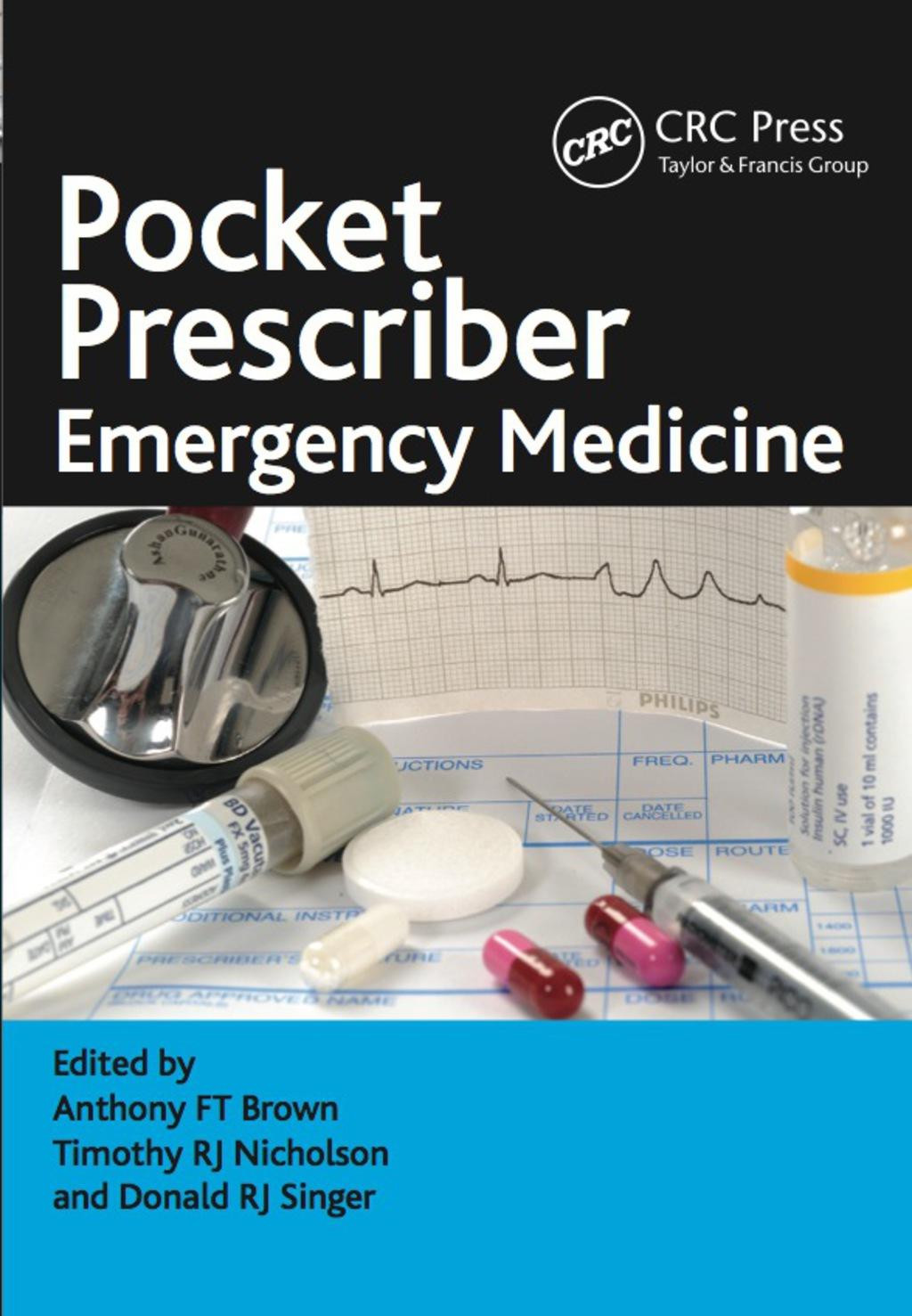 Pocket Prescriber Emergency Medicine (eBook Rental)