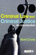 Criminal Law & Criminal Justice 9781446242049R180