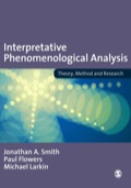 Interpretative Phenomenological Analysis 9781446284742R180