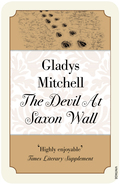 A VINTAGE MURDER MYSTERYRediscover Gladys Mitchell – one of the 'Big Three' female crime fiction writers alongside Agatha Christie and Dorothy L