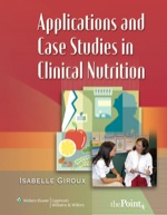 """Applications and Case Studies in Clinical Nutrition"" (9781451104479)"