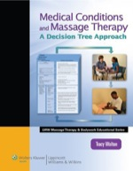 """Medical Conditions and Massage Therapy: A Decision Tree Approach"" (9781451106800)"