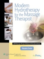 """""""Modern Hydrotherapy for the Massage Therapist"""" (9781451106909)"""