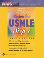 """""""NMS Review for USMLE Step 1"""" (9781451107326)"""