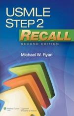 """""""USMLE Step 2 Recall"""" (9781451108521)"""