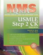 """NMS Review for USMLE Step 2 CK"" (9781451125832)"