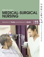"""Introductory Medical-Surgical Nursing"" (9781451189810)"
