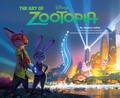 The Art of Zootopia 9781452154053