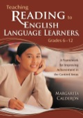 Teaching Reading to English Language Learners, Grades 6-12 9781452209012
