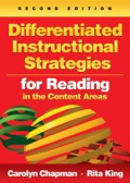Differentiated Instructional Strategies for Reading in the Content Areas 9781452273914