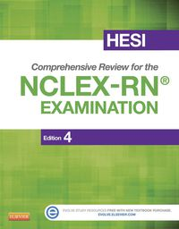HESI Comprehensive Review for the NCLEX-RN Examination              by             HESI