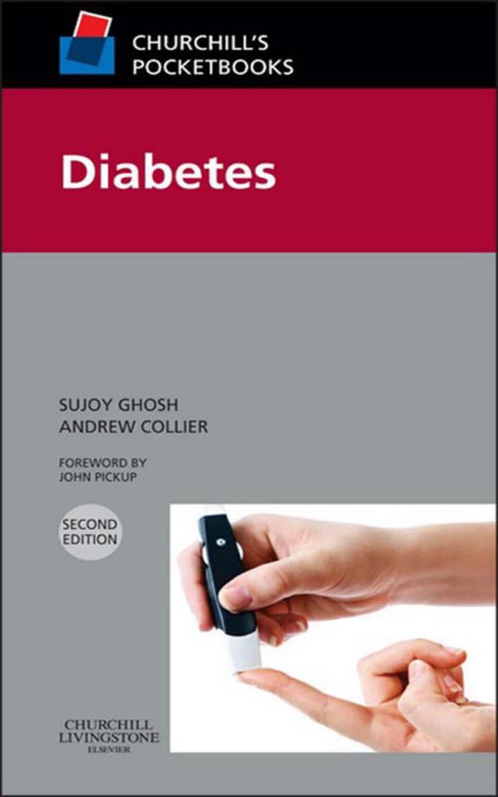 Churchill's Pocketbook of Diabetes E-Book