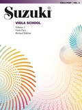 Suzuki Viola School - Volume 5 (Revised): Viola Part 9781457401404
