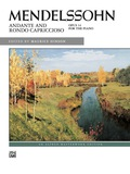 Andante and Rondo Capriccioso, Op. 14: Piano
